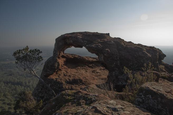 Icónica imagen de la montaña de L'Areny.