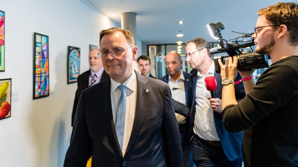 Alemania. El izquierdista Ramelow, nuevo presidente de Turingia