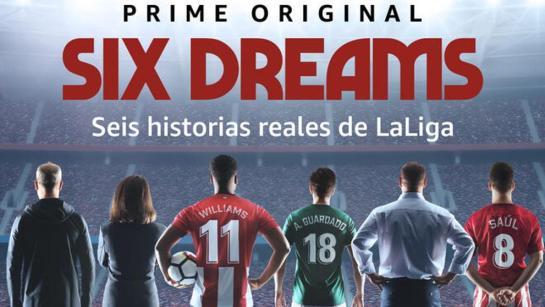 Six Dreams', una mirada a los sueños que esconde el fútbol