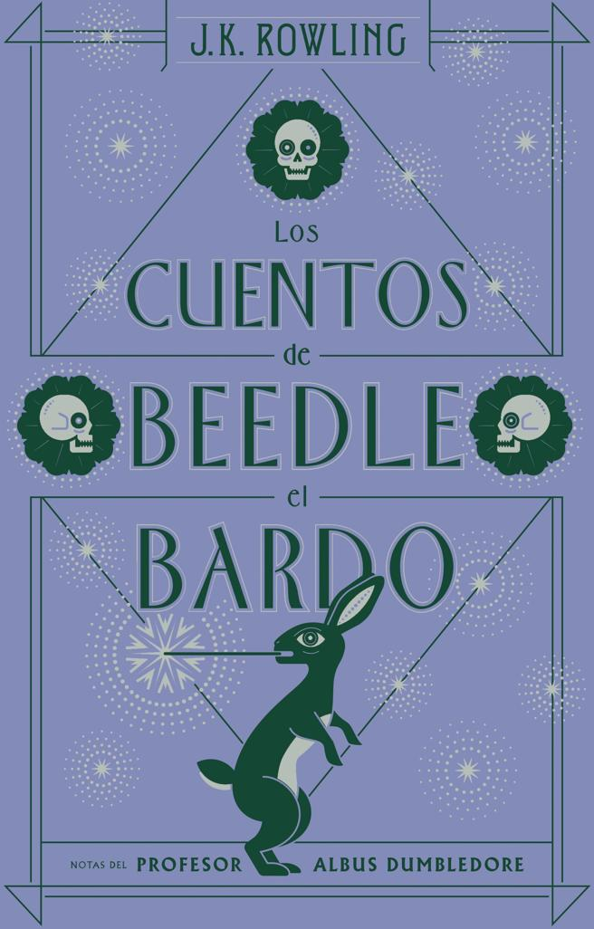 'The tales of Beedle the Bard' by J. K. Rowling contains five tales, very different, all of them with comments added at the end of each tale, written by professor Dumbledore, who reveals at the same time small pieces of information about the life in Hogwarts.