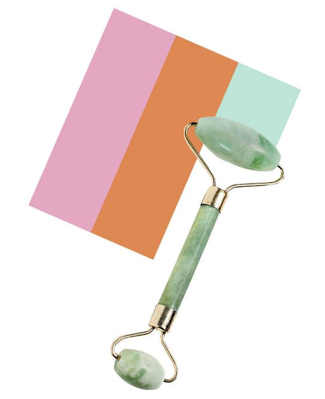 Of green quartz from Sephora (19,95€)