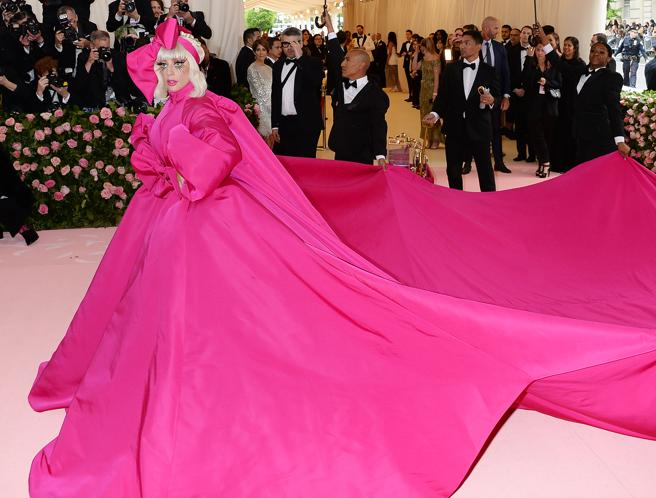 Lady Gaga was one of the great protagonists of the last edition with their outfits and makeup
