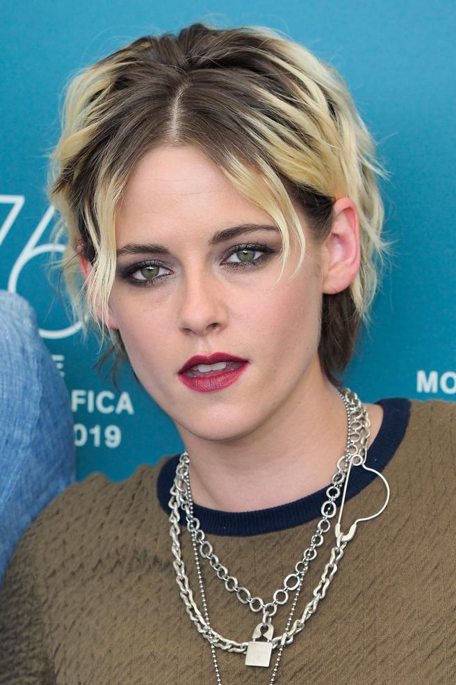 Kristen Stewart worn this hair cut since a long time ago