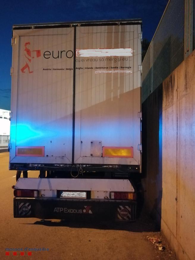 Imagen del camión