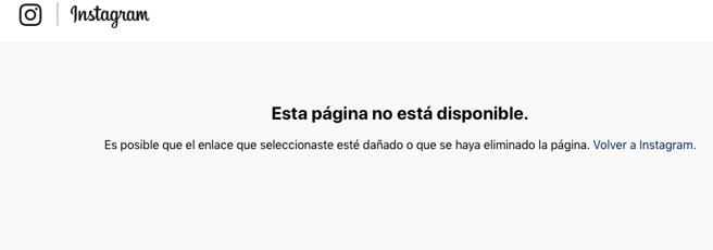 La cuenta de Instagram oficial de Miguel Bosé
