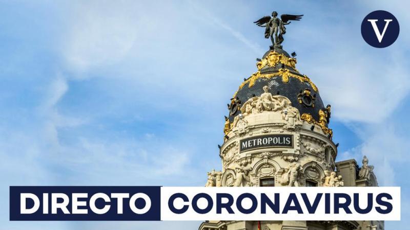 Coronavirus | Confinamiento en Madrid y últimas restricciones en el resto de España: Noticias, en directo