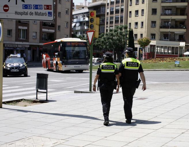 Unidad policial de Mataró especializada en ocupaciones de viviendas