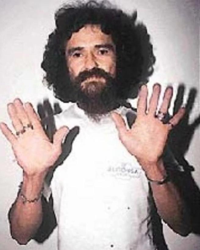 Dorancel Vargas, una vez detenido