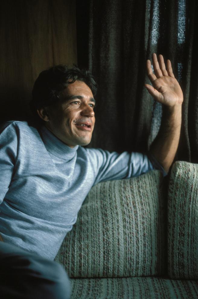 Carlos Lehder, en una imagen de archivo en los tiempos de auge del cártel de Medellín