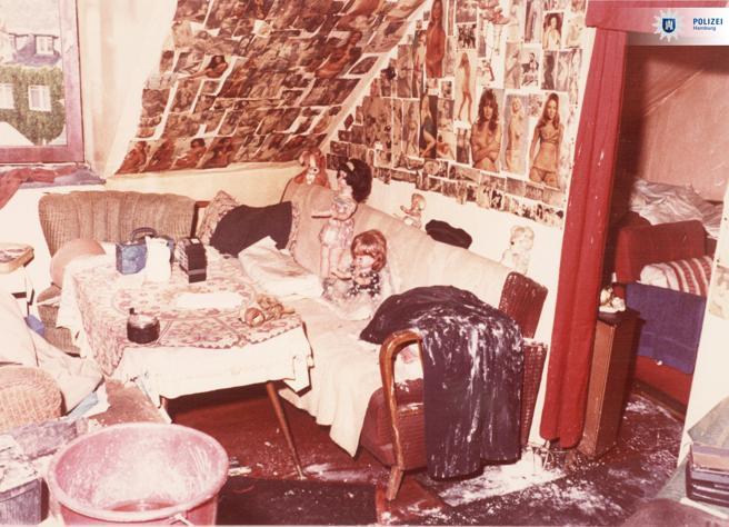 El apartamento de Fritz Honka