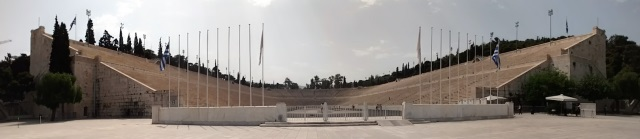 Athens Old Olympic Stadium