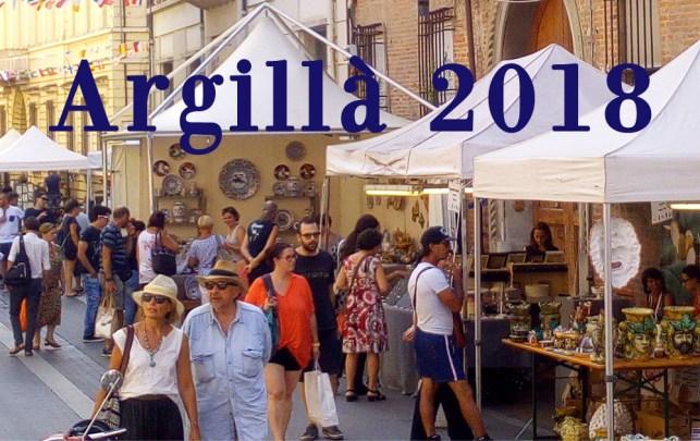 Argillà 2018, Faenza (RA)