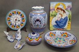 ceramiche di Faenza - composizione 2020