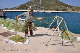 Grecia, Skyros: scene di vita quotidiana.