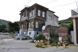 Turchia, Asmalikoy, Mar di Marmara: antica casa ottomana sulla spiaggia