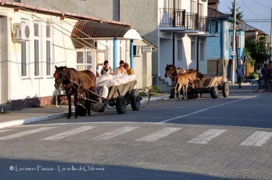 Romania, Sulina: mezzi di trasporto.