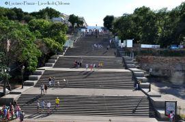 Ucraina, Odessa: la scalinata Potiemkin.