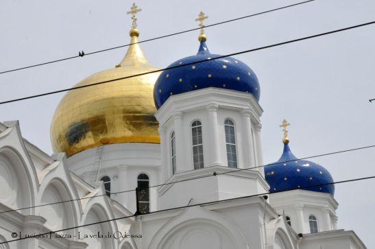 Ucraina, Odessa: cupole meravigliose.