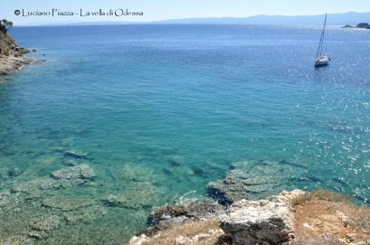Di nuovo nei meravigliosi colori dell'Egeo.