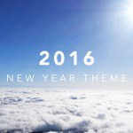 My 2016 New Year Theme