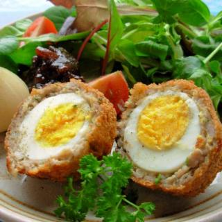 Authentic Scotch Eggs