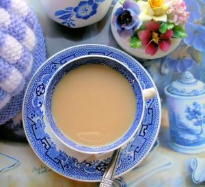 The Perfect Pot and Cup of English Tea