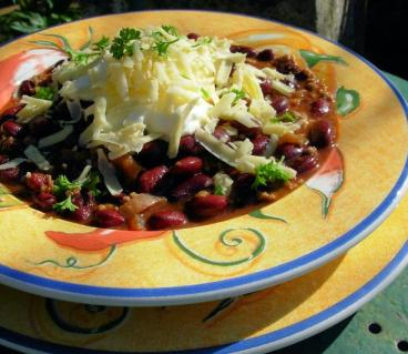 The Secret Recipe Club – Simple Chilli (Chili) from Food Babbles