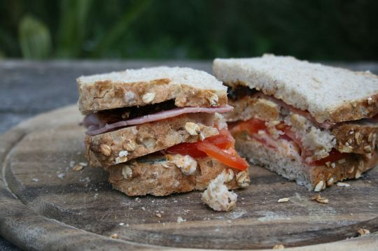 The Cricket Club Sandwich