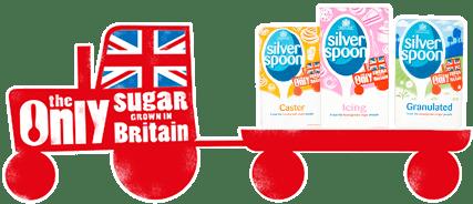 Silver Spoon Sugar