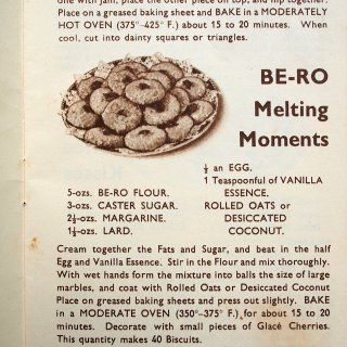 Be-Ro Melting Moments