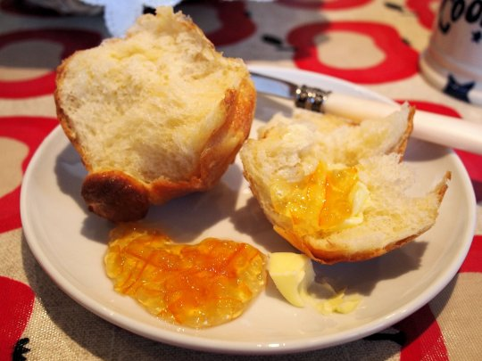 """Best of the Best"" for her Seville orange marmalade"