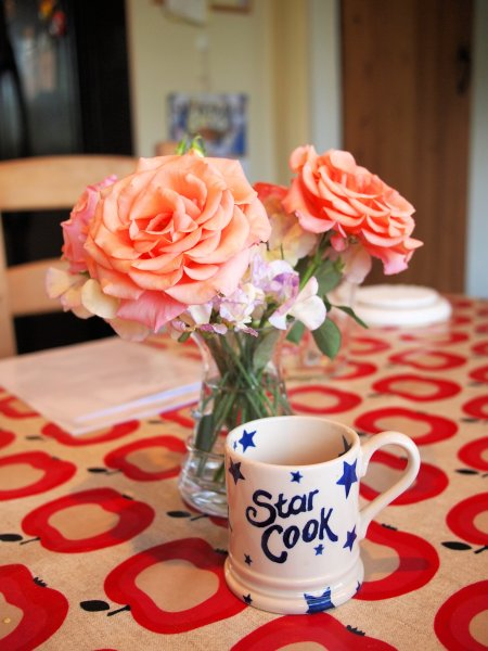 Roses and a Cuppa!