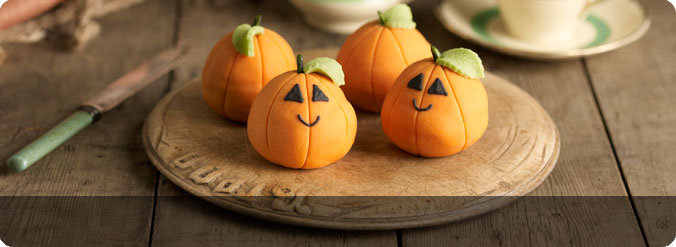 Betty's Halloween Treats