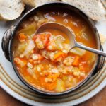 Mid-Week Meal Plan: Meat-Free Scotch Broth Recipe for the 5:2 Fast and Feast Diet