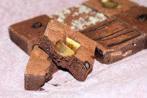 Chocolate Heaven for Christmas! Bluebasil Gourmet Brownies ~ Review and Giveaway