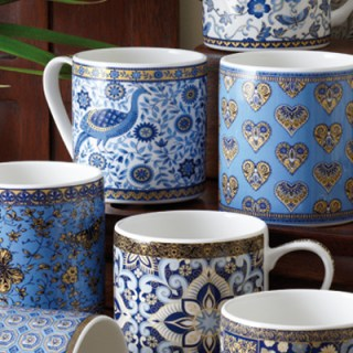 Giveaway: Win SIX British Designed & Made Mugs from Churchill for Christmas