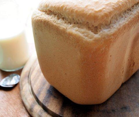 Rapid White Farmhouse Loaf