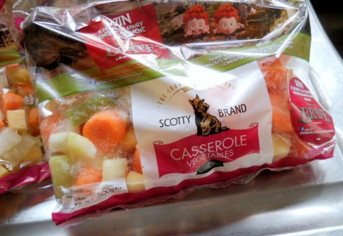 Scotty Brand Prepared Vegetables