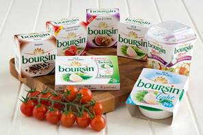 Giveaway: Win a Boursin Cooler Bag full of Boursin Cheeses for Christmas