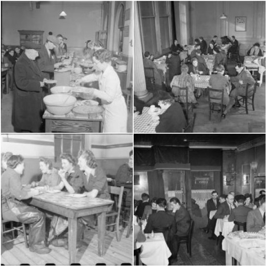 The Wartime Kitchen and British Restaurants: Day Four - Black Pudding Hot-Pot Recipe