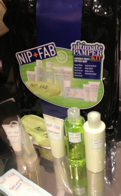 Nip + Fab Ultimate Pamper Kit