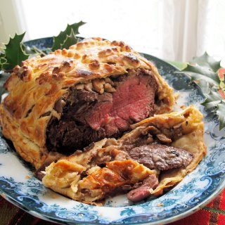 Kenwood Christmas Menu: The Main Event ~ Beef Wellington (Boeuf en Croute) Recipe