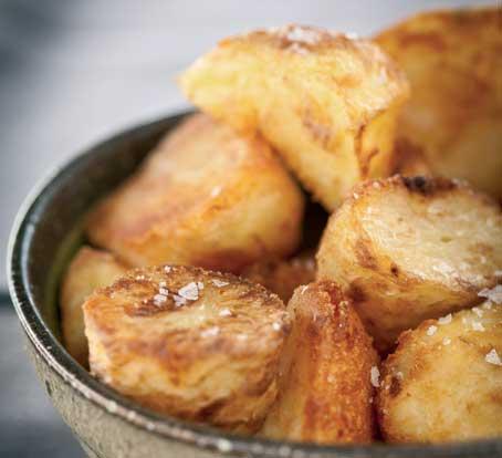 Paul Fosters Best Roast potatoes