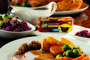 Knorr Seasonal Turkey Christmas Dinner Box