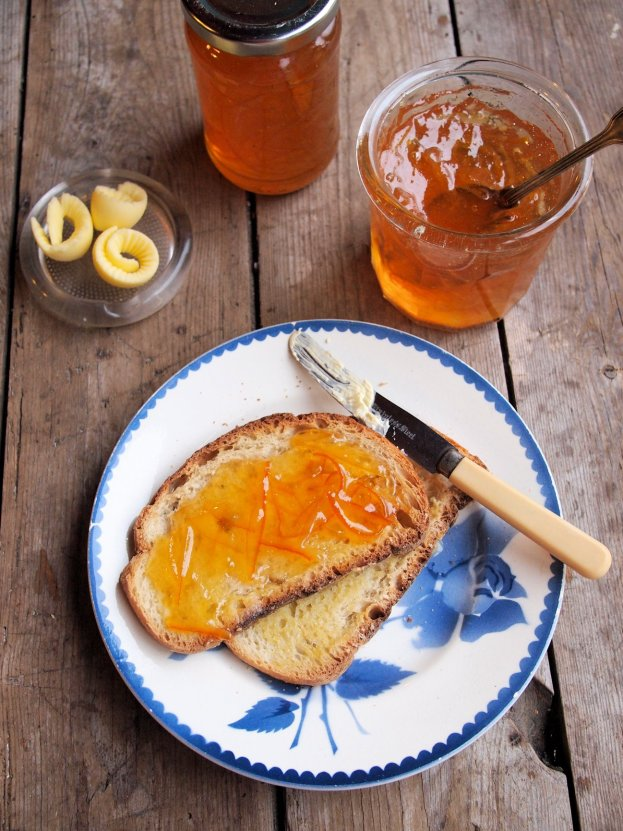 The Marmalade Awards, Paddington Bear and Three Fruit Marmalade Recipe