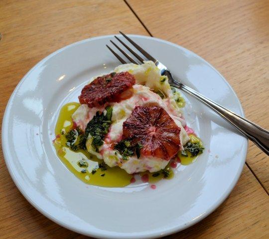 Cooking Masterclass: Octopus, Burrata and Tiramisu with Florence Knight