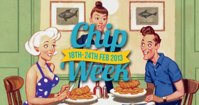 National Chip Week - Chips, Frites, Pommes Frites and French Fries Recipes!