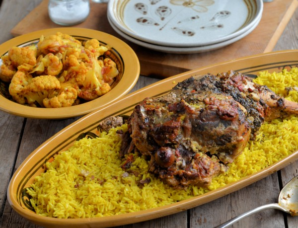 Persian Lamb & Rice