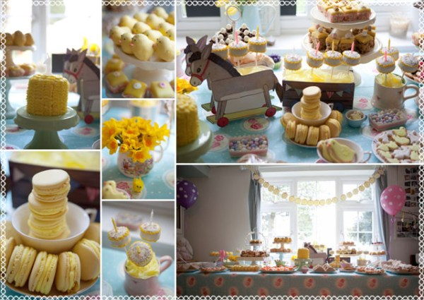 Birthday Cakes and Bakes