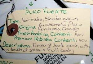Puro Fuerte Coffee
